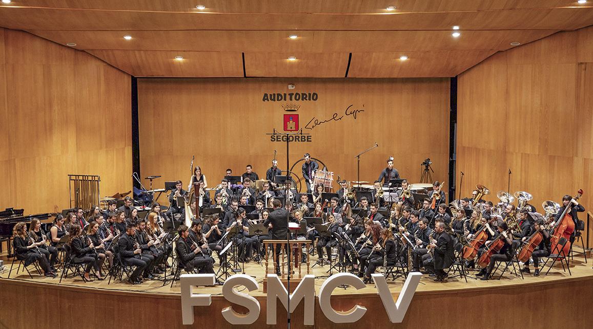 Arranca la temporada 2021 de la Joven Banda Sinfónica de la Federación de Sociedades Musicales de la Comunidad Valenciana