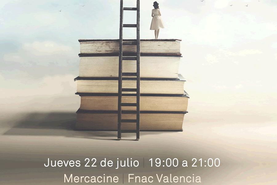 Charla de cine y literatura en la Fnac de Valencia