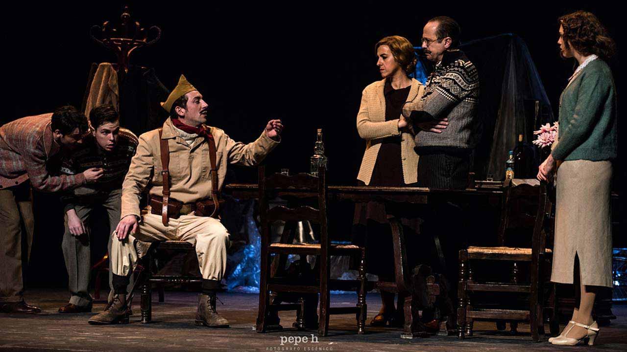 ''Las bicicletas son para el verano'' estará en el Teatro de Rojas de Toledo