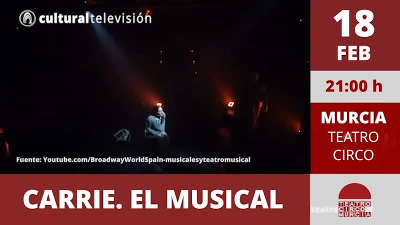 CARRIE. EL MUSICAL