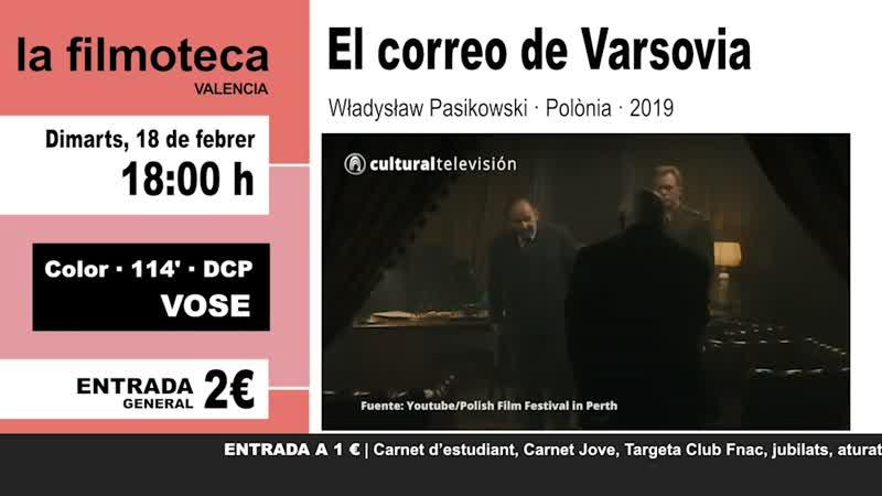 EL CORREO DE VARSOVIA
