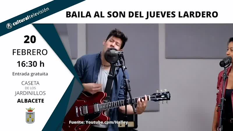 BAILA AL SON DEL JUEVES LARDERO