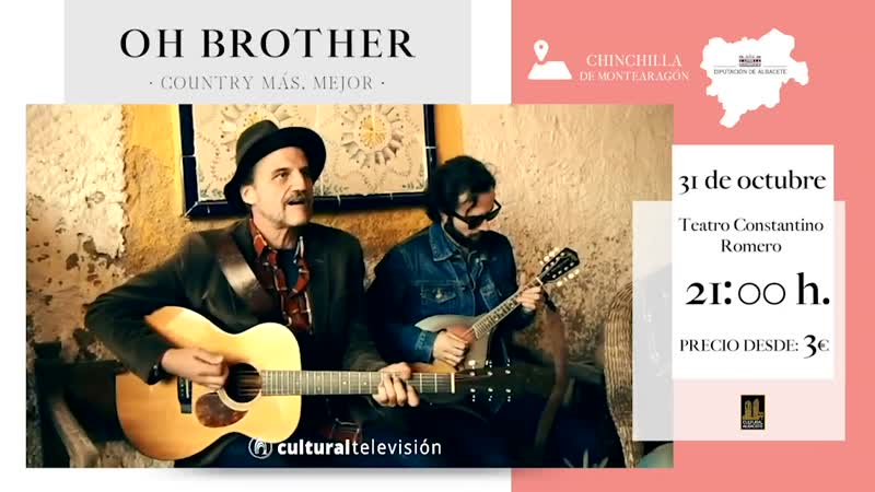 OH BROTHER · COUNTRY MÁS, MEJOR