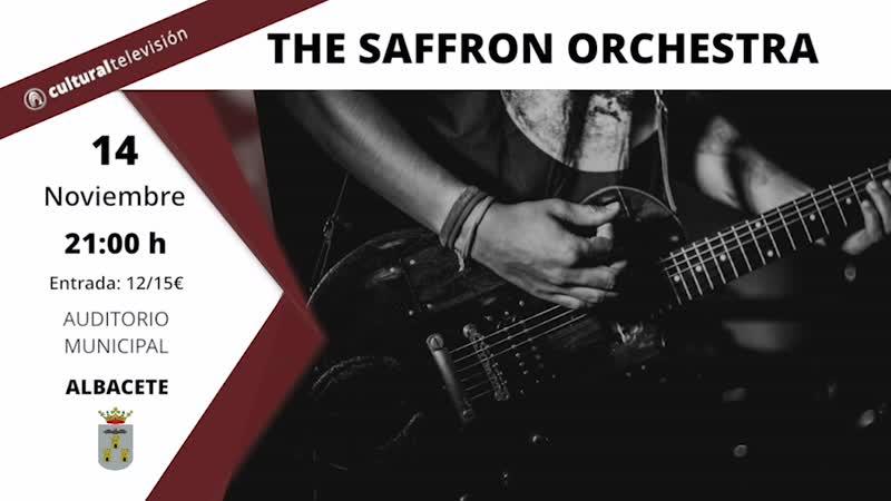 THE SAFFRON ORCHESTRA