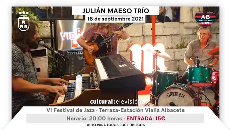 JULIÁN MAESO TRIO