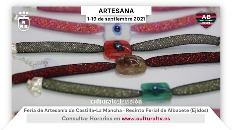 ARTESANA · FERIA DE ARTESANÍA DE CASTILLA-LA MANCHA