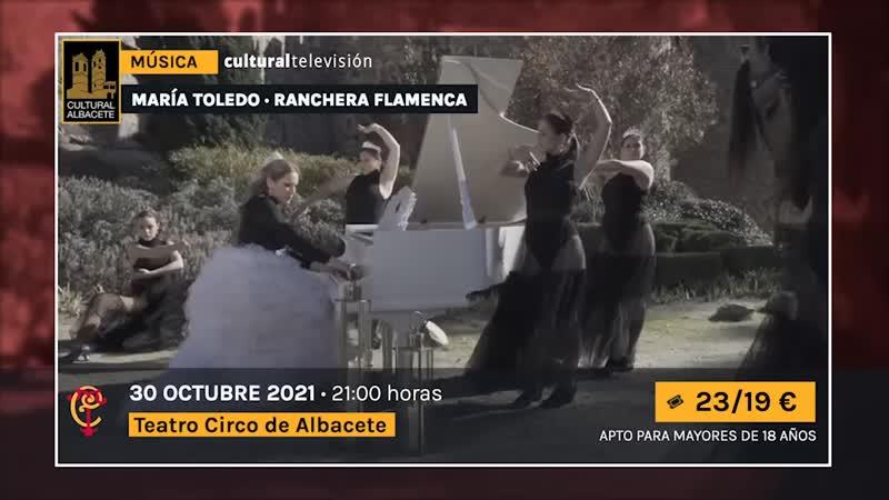 MARÍA TOLEDO · RANCHERA FLAMENCA