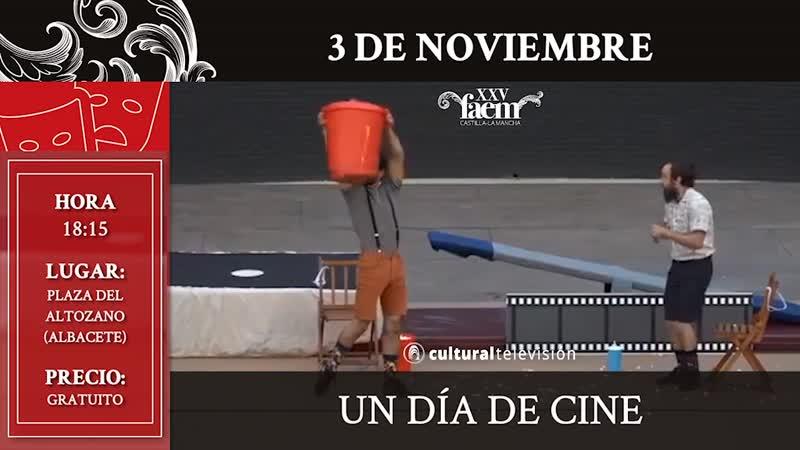 UN DÍA DE CINE
