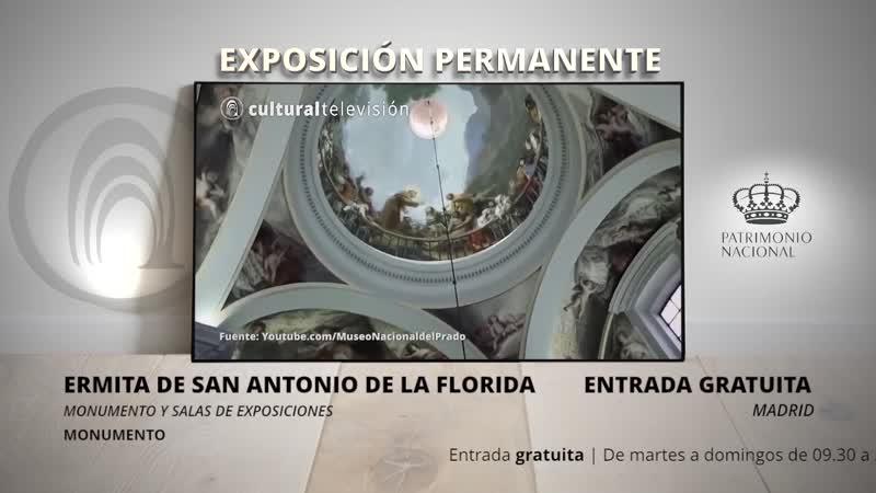 ERMITA DE SAN ANTONIO DE LA FLORIDA