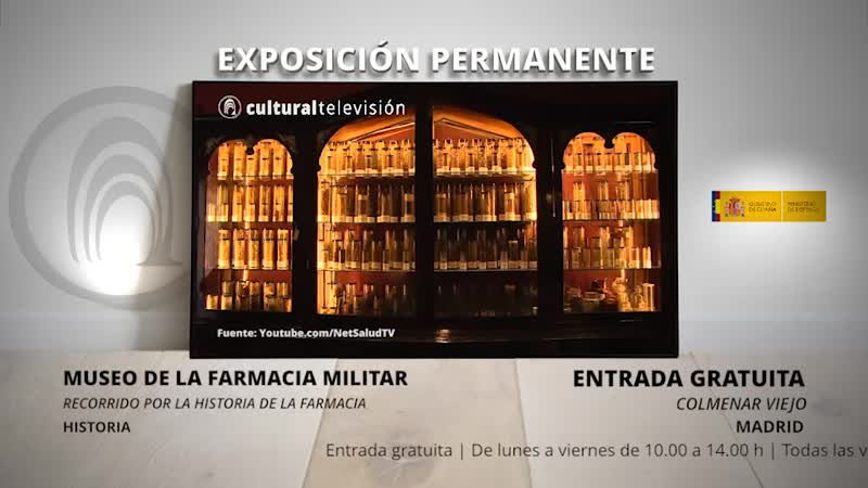 MUSEO DE LA FARMACIA MILITAR